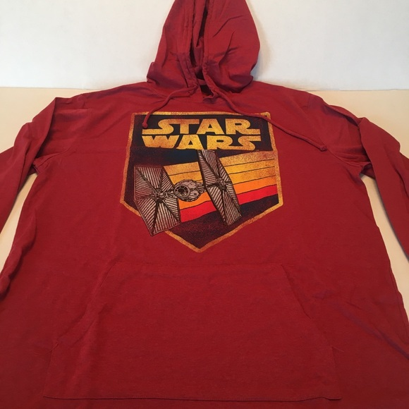 Star Wars Red Adult Pullover XL